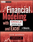 img - for By John Charnes Financial Modeling with Crystal Ball and Excel, + Website (2nd Edition) book / textbook / text book
