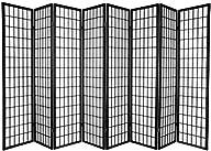 Legacy Decor 8-Panel Japanese Orienta…