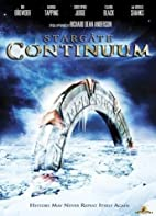Stargate: Continuum by Martin Wood