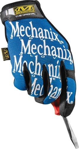 Mechanix Wear MG-03-011 Original Glove, Blue, X-Large