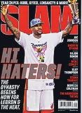 Slam [US] September 2012 (単号)