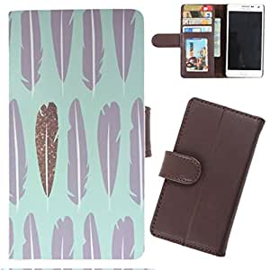 DooDa - For Sony Xperia U PU Leather Designer Fashionable Fancy Wallet Flip Case Cover Pouch With Card, ID & Cash Slots And Smooth Inner Velvet With Strong Magnetic Lock