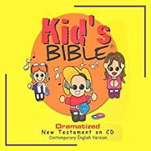 New Testament Bible Stories for Children with 100 Children's Bible Songs: Kids Bible - Dramatized with 100 Bible Songs for Kids Audiobook by  American Bible Society Narrated by  full cast