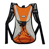 Topcabin Casual Lightweight Cycling Backpack 2L (orange)
