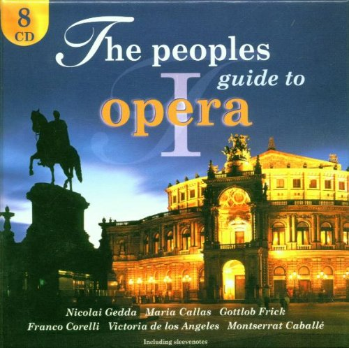 People's Guide to Opera V.1, Various Artists