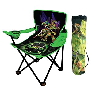Teenage Mutant Ninja Turtles Camp Chair from Viacom International Inc