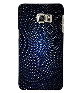 SAMSUNG GALAXY S6 EDGE PLUS ILLUSSION Back Cover by PRINTSWAG
