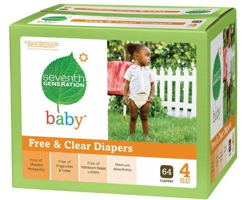 Seventh Generation Diaper Sizes front-674134