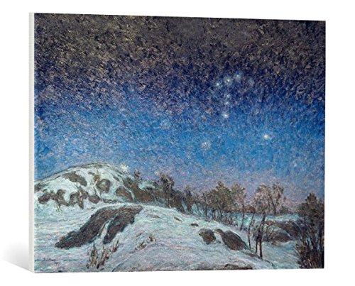 cuadro-en-lienzo-karl-fredrick-nordstrom-winter-night-impresion-artistica-de-alta-calidad-lienzo-en-
