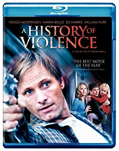 History of Violence, A (BD) [Blu-ray]