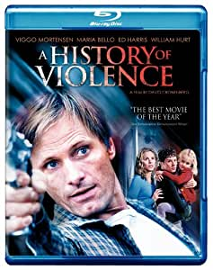 History of Violence, A (BD) [Blu-ray]