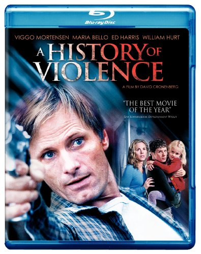 Cover art for  A History of Violence [Blu-ray]