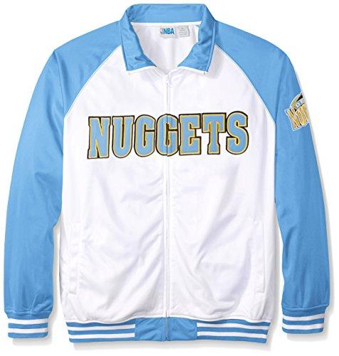 Nwt Adidas Nba Denver Nuggets Vintage Retro Jacket Coat: Dallas Mavericks Jacket, Mavericks Jacket, Mavericks