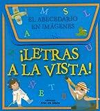 Letras a la Vista! (Spanish Edition)