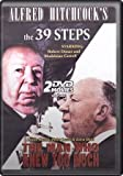 The 39 Steps/The Man Who Knew Too Much