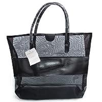 BURBERRY バーバリー トートバッグ バッグ リクルート メッシュ素材 大きめバッグ 並行輸入品 AMI293