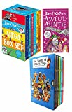 David Walliams & Ken Lake The World of David Walliams: Mega Box set, Awful Auntie & Diaries of Robins Toy 17 Books Collection Pack Set (Awful Auntie, Billionaire Boy, Mr Stink, The Boy in the Dress, Gansta Granny, Rat burger, Demon Dentist & Roger The R.