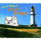 "Kunst-Malbuch Edward Hoppervon ""Doris Kutschbach"""