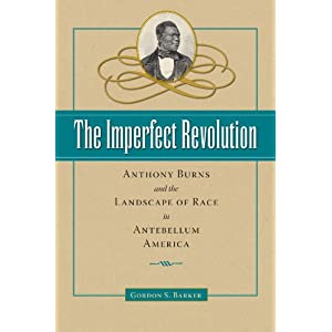 The Imperfect Revolution : Anthony Burns and the Landscape of Race in Antebellum America