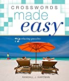img - for Easy as ABC Crosswords: 72 Relaxing Puzzles (Easy Crosswords) book / textbook / text book