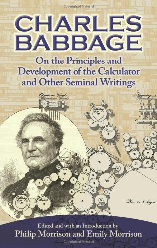 On the Principles and Development of the Calculator