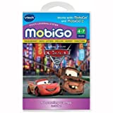 Vtech MobiGo Touch Learning System Game - Cars 2 by Disney