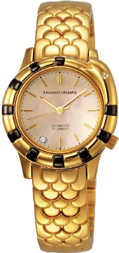 Tsumori Chisato Silci001 Ouroboros Ladies Watch