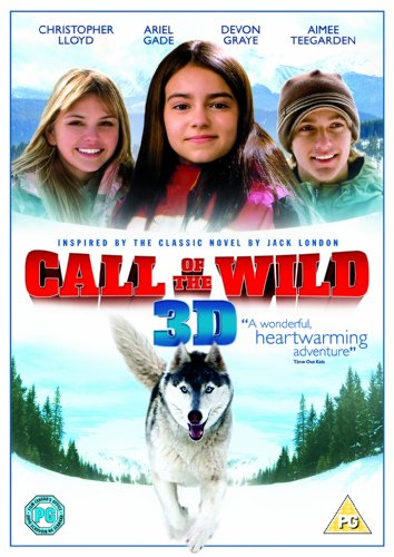 Call Of The Wild [DVD] [2009] starring: Christopher Lloyd, Aimee Teegarden,