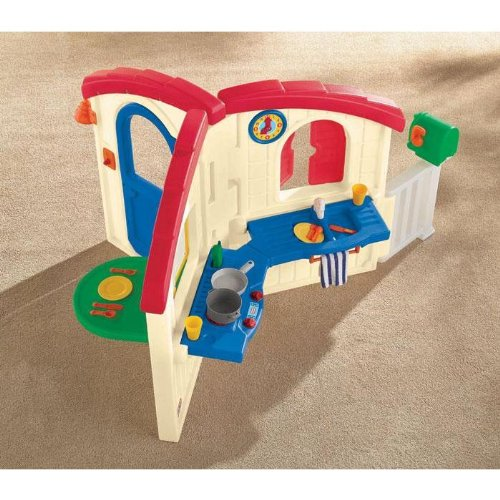 Great Price Little Tikes 3 Corner Play Around Place For $157.00