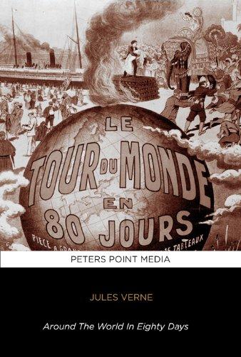 Around The World In Eighty Days By Jules Verne - Le Tour Du Monde En 80 Jours - Edition Bilingue _ Bilingual Edition: Le Tout Du Monde En 80 Jours - Bilingue ... Point Science Fiction - Jules Verne)
