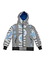 Ticket To Heaven Chaqueta Jack (Azul / Negro)