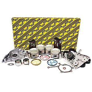 Amazon.com: Evergreen OK6003/0/0/0 87-93 Mazda B2200 2.2 SOHC 8V F2 Engine Rebuild Kit: Automotive