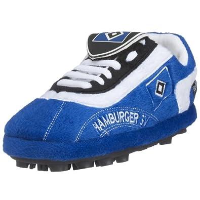 Sloffie Fan-Hausschuh, HSV Hamburg Gr. 24-25 blau