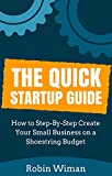 Discover How to Start a Small Business on a Shoestring BudgetYou can set this up in a week or two if you're fast. If you follow the steps in this book, you will have your own internet business by the end of it.Now you can start your own busin...