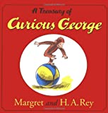 img - for A Treasury of Curious George book / textbook / text book