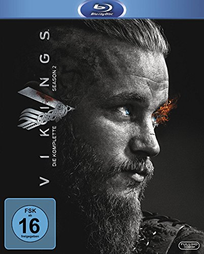 Vikings - Season 2 [Edizione: Germania]