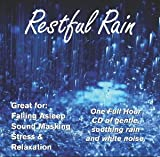 Restful Rain: Rain Sounds CD