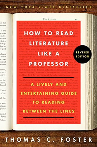 How to Read Literature Like a Professor Revised Edition ISBN-13 9780062301673