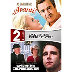 Avanti! / Witness For The Prosecution - 2 DVD Set (Amazon.com Exclusive)