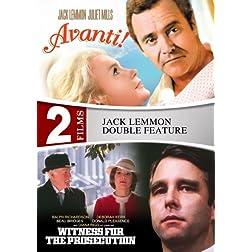 Avanti! / Witness For The Prosecution - 2 DVD Set (Amazon.com Exclusive)