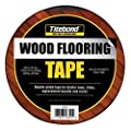 "Titebond 16320 2"" Wide Double Sided Wood Flooring Tape Roll, 40'"