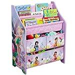 Disney Fairies Book And Toy Organizer
