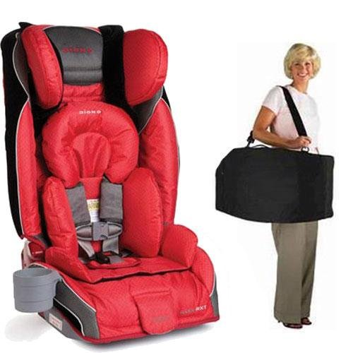 Diono Radian RXT Car Seat with Free Carrying Case - Daytona