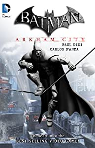 Batman: Arkham City (Batman (DC Comics)) by
