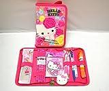 Hello Kitty 15p Zipper Study Set