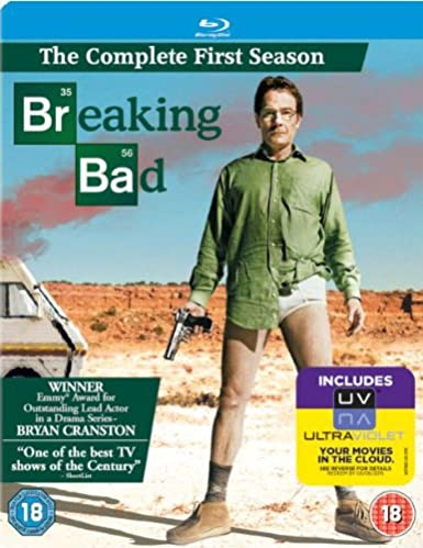 cheap breaking bad blu ray