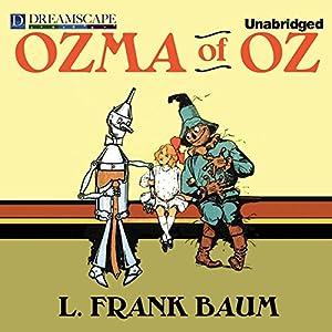 Ozma of Oz Audiobook