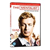 The Mentalist: CBS Series - Complete Season 1 (6 Disc Box Set) [DVD]