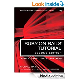 Ruby on Rails Tutorial: Learn Web Development with Rails (2nd Edition) (Addison-Wesley Professional Ruby Series)
