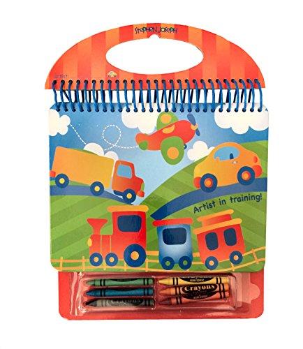 Stephen Joseph Transportation Sketch Pad - 1